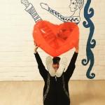 Alleen maar liefde bij Studio Kota! happyvalentinesday studiokota heart pilateshellip
