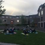 Look at that rainbow! pilates rainbow park studiokota nijmegen