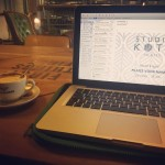 Periode 3 gaat alweer bijna van start! voorbereiding koffie studiokotahellip