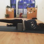 We are OBSESSED with the side leg series! pilateslovers pilateshellip